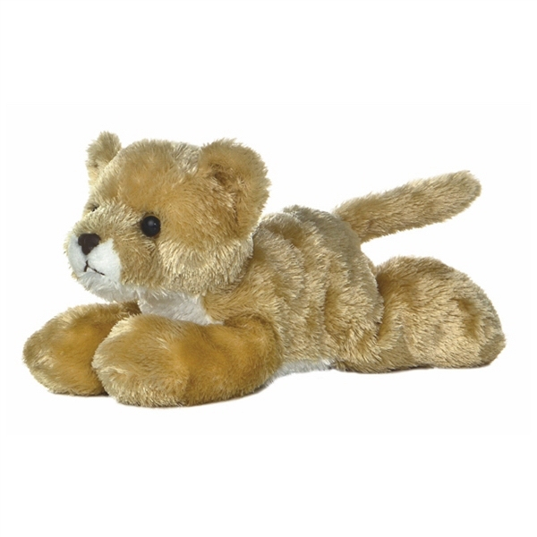 "8"" Leah the Stuffed Lioness"