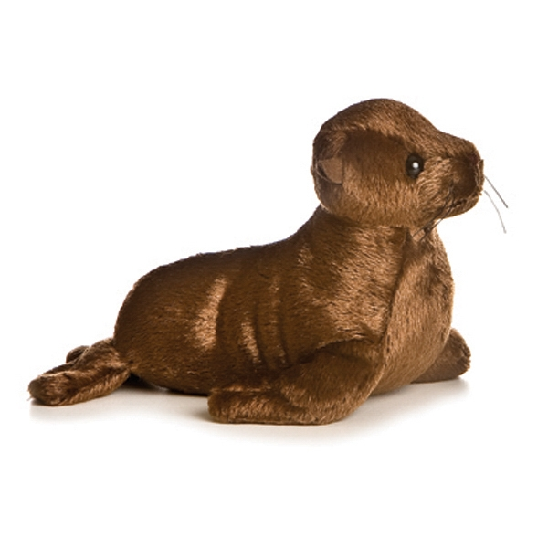 "8"" Stuffed California Sea Lion"
