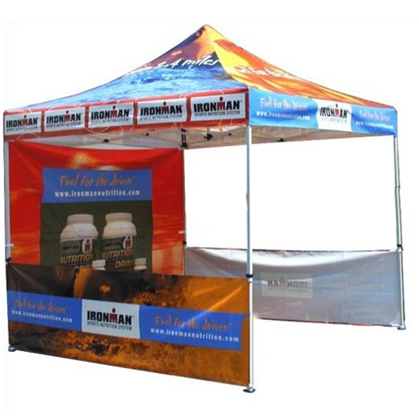 Back Wall for Display Pop Up Portable Outdoor Canopy Tent - 20' Back wall for pop up tent.