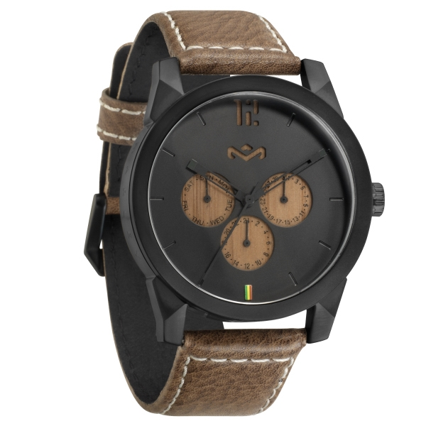 Billet Leather Watch, Harvest