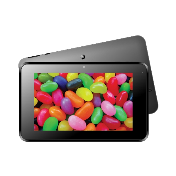 "7"" Capacitive Touchscreen Tablet w/Quad Core, Android 4.2"