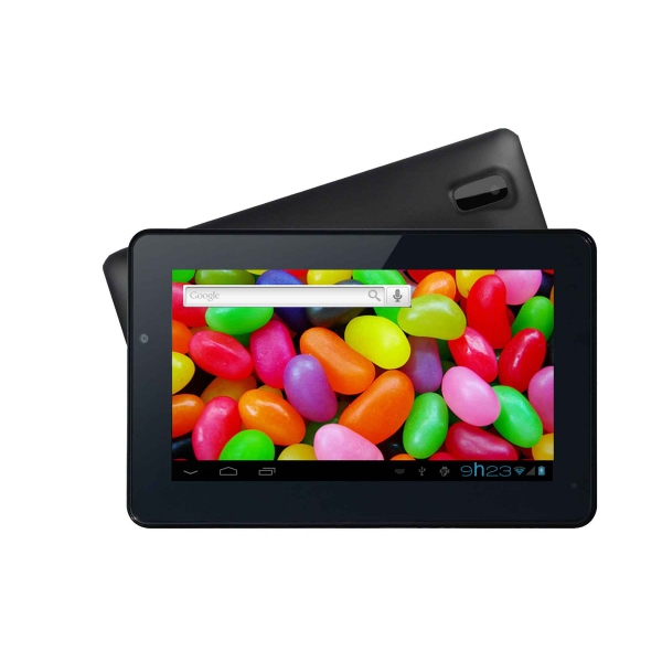 "7"" Capacitive Touchscreen Tablet w/Dual Core, Android 4.1"