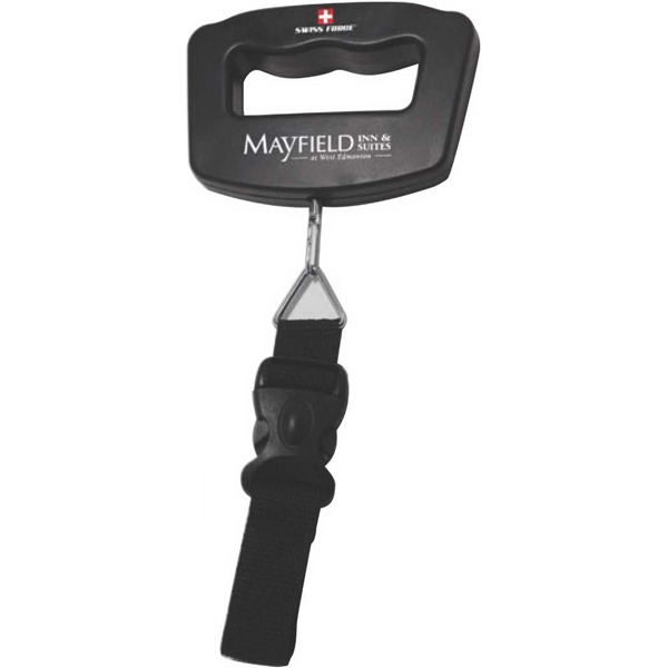 Swiss Force (r);world Traveler (tm) - Digital Luggage Scale For Handheld Weighing Photo