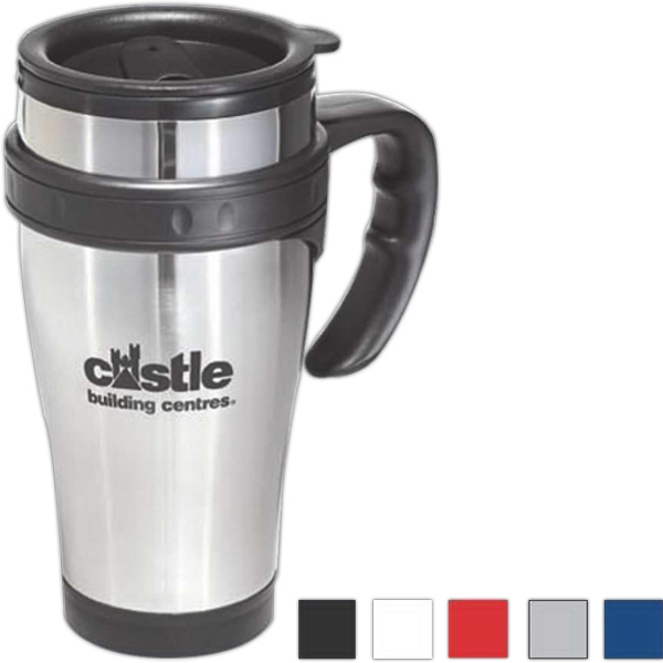 The Steam - Insulated Designer Hot Beverage Holder,16 Oz Photo