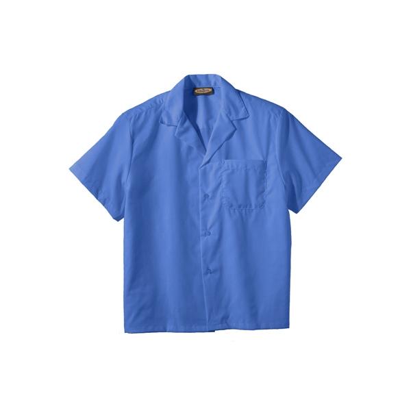 Easy Care Poplin Camp Shirt