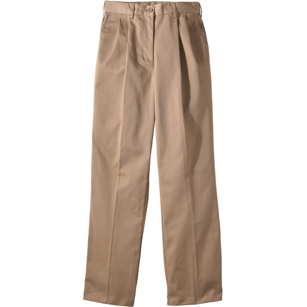 22w-24w - Women's Utility Pleated Pants Photo