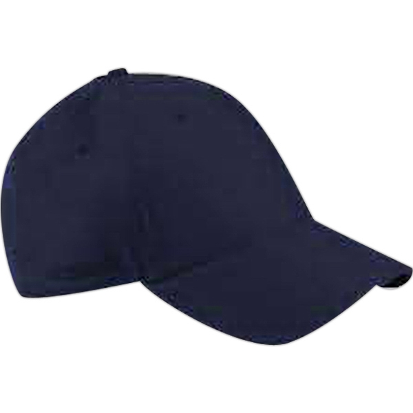 Reebok (r) - Navy - Water Resistant Brushed Twill Low Profile Cap. Opportunity Buy Photo