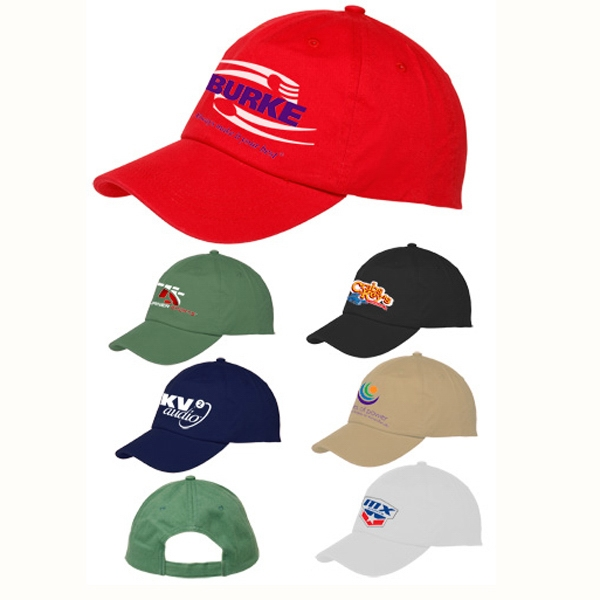 Solid Color Baseball Caps