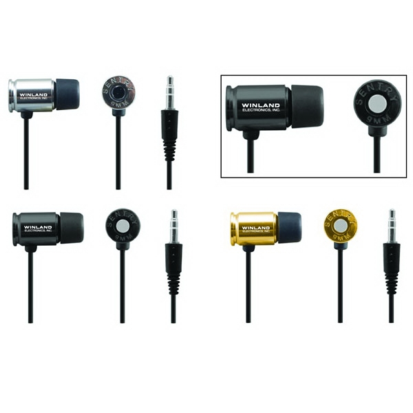 Digital Earphone With In-ear Isolation System Perfect For Iphone, Ipod, Mp3 Player Photo
