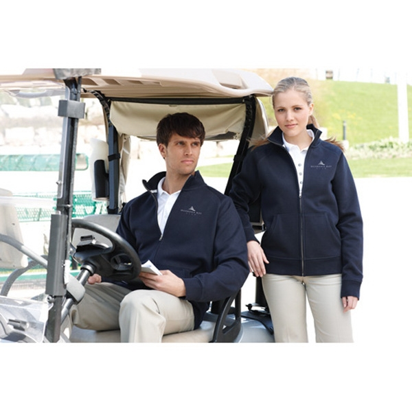 W-Silas Fleece Full Zip Jacket