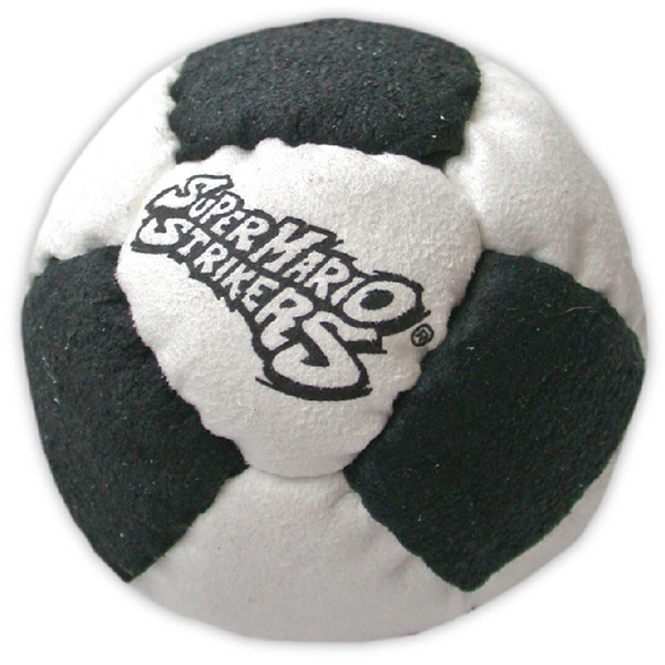 Official Footbags (tm) - 14 Panel Logo Imitation Suede Footbag Photo