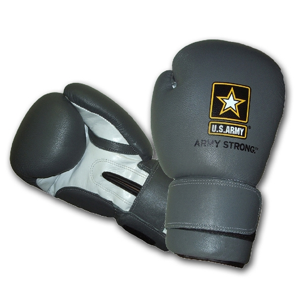 Boxing Gloves, Official 12 Ounce, Real Cowhide Leather Photo