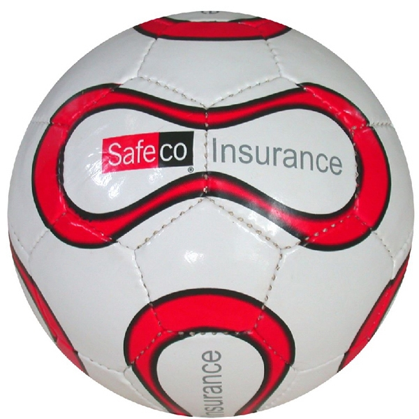 "Soccer Mini Ball, Promo 2 Layer, 6"" Size, 32 Panel Photo"