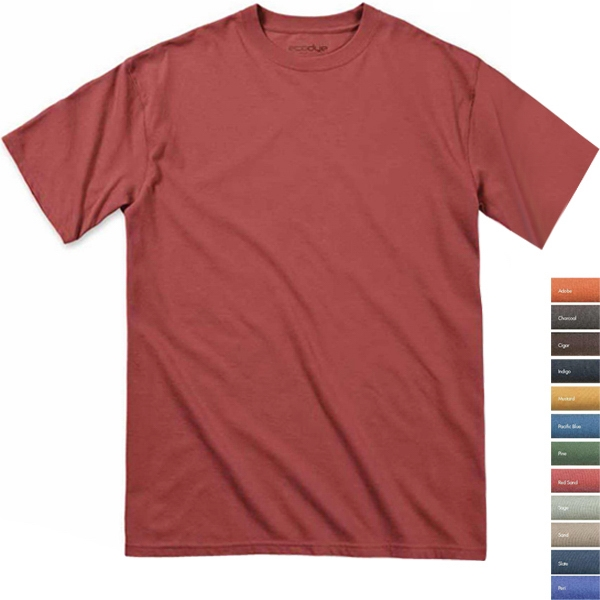 Zync Eco Dye (tm) - 2 X L - 6.1 Oz 100% Cotton Short Sleeve T-shirt Photo