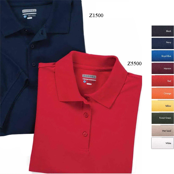 Sonoma - 2 X L - Dri- Balance Pique Polo Shirt Photo