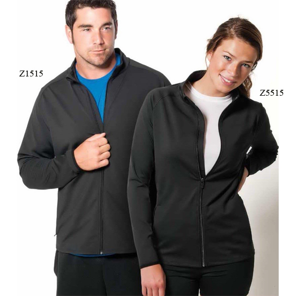 Finisher-w - S- X L - Women's Athletic Stretch Training Jacket Photo