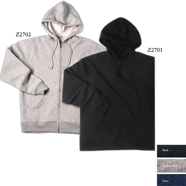Denali Zync - 3 X L - Full Zip Hooded Fleece Sweatshirt Photo