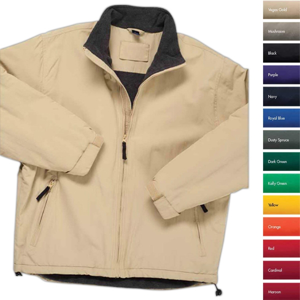 Bristol - 3 X L - 3-season Fleece Lined Jacket In 100% Polyester/outer Shell Photo