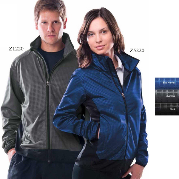 Torino The Weather Series - S- X L - Heat Embossed Softshell Jacket Photo