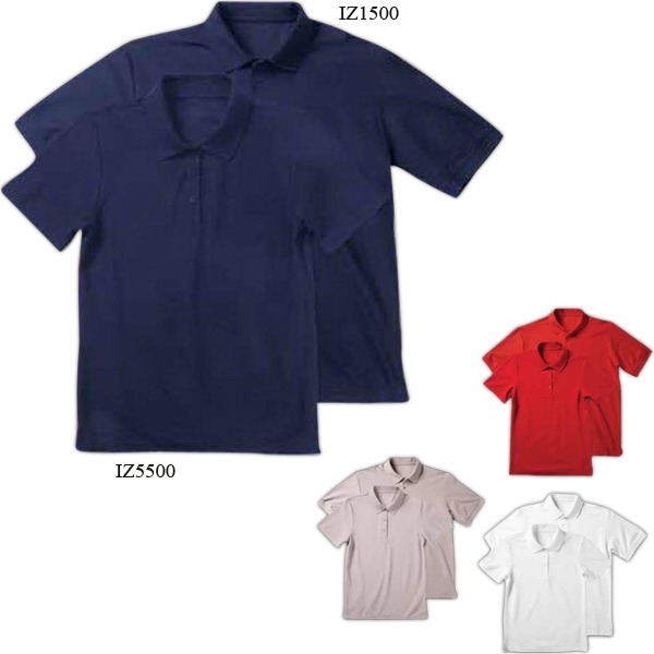 Sonoma Insect Shield (r) - S- X L - Dri-balance(tm) Polo With Insect Shield(r), 65% Combed Cotton, 35% Polyester Photo