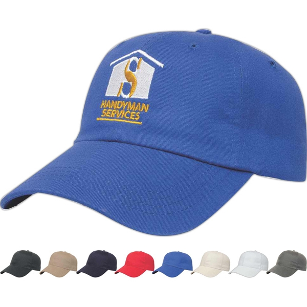 X  Series  X -tra Value - Low Profile Six Panel Unstructured Cap Made Of 100% Flat Cotton Twill Photo