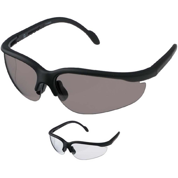 Pyramex (tm) Armor - Lightweight, Wrap-style Safety Glasses. Polycarbonate Lenses Photo
