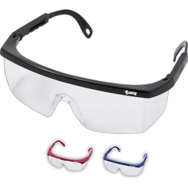 Integra - Lightweight, Wrap-style Safety Glasses Offer Coverage At Brow And Sides Photo
