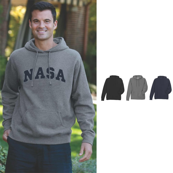 2 X L-3 X L - Premium Cotton Fleece Pullover Hoodie Photo