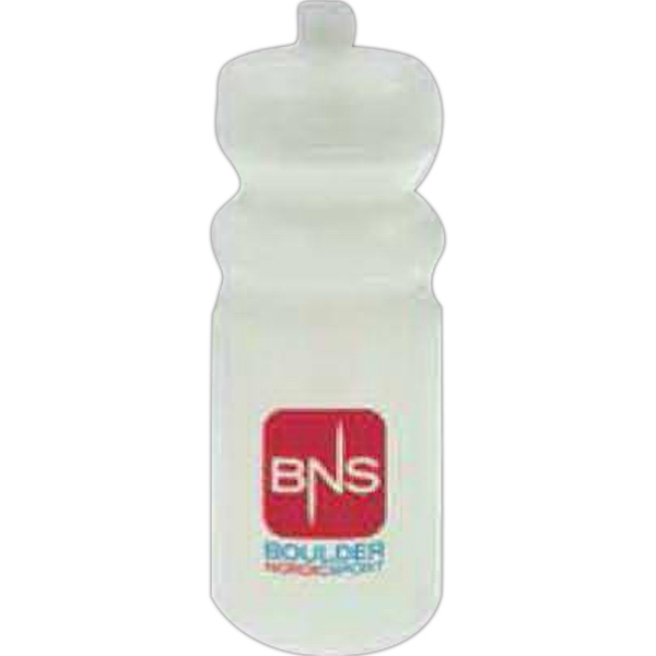 20 Oz Sport Bottle With Push Pull Lid Photo