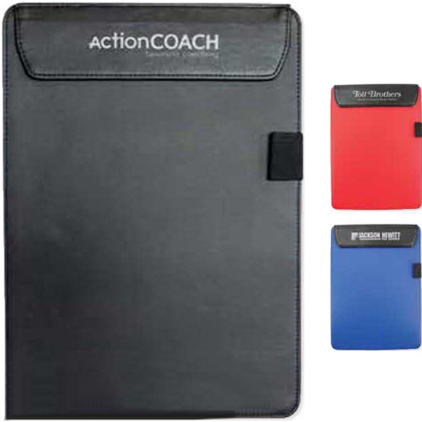 Covington - Microfiber Clipboard With Pen Loop. Holds Up To 20 Sheets Photo