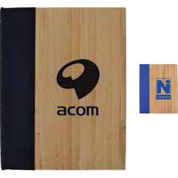 Bamboo Sticky Notebook