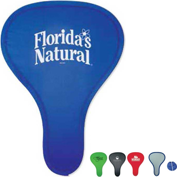 Cyclone - 210 Denier Folding Hand Fan Photo