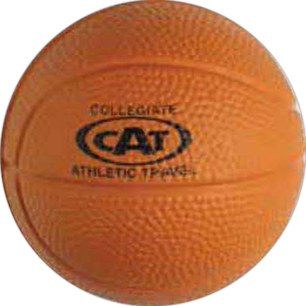 Basketball - Sport Shaped Stress Balls Photo
