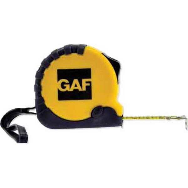 10ft. Retractable Metal Tape Measure With Belt Clip And Locking Mechanism Photo