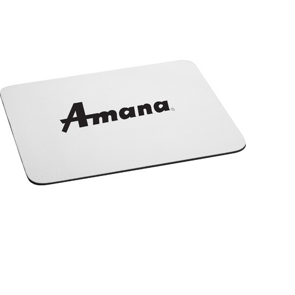 "1/8"" Rectangular Foam Mouse Pad Photo"