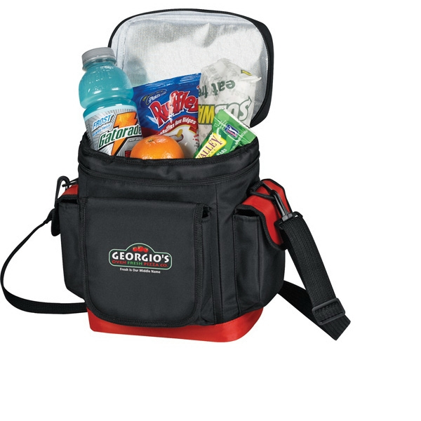 All-in-one (r) - Insulated Lunch Carrier. 600 Denier Polycanvas Photo
