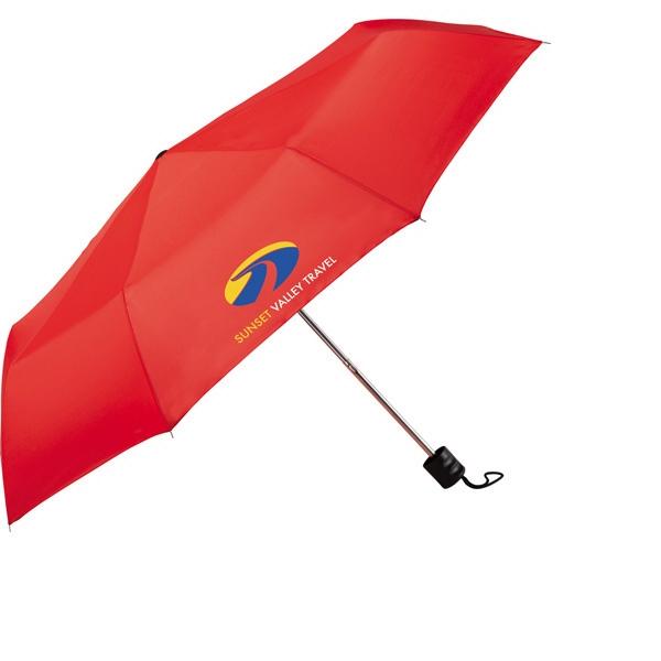 """Pensacola 41"""" Folding Umbrella"""
