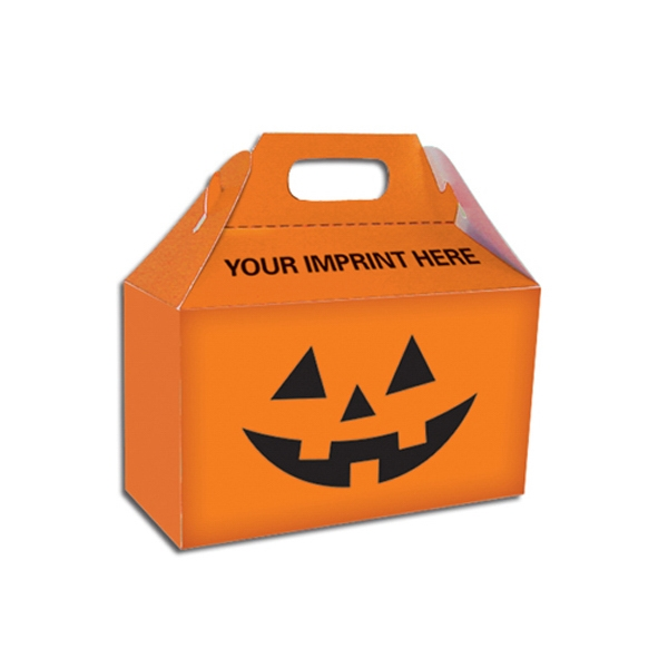 Haunted House Mini Treat Box Made From Heavy Poster Board Photo