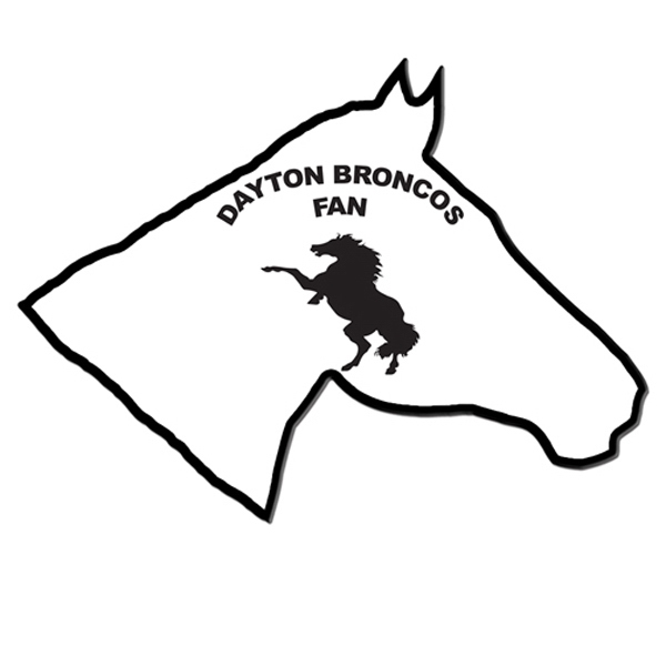 Horse Shaped Hand Fan With A High Gloss Finish Photo