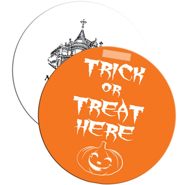 Trick or Treat Window Sign