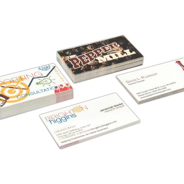 Full Color Premium Business Cards