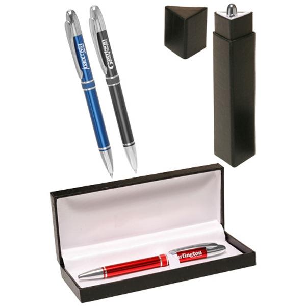 Salisbury Metal Pen Gift Set