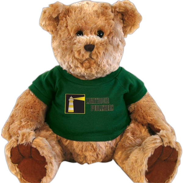 "Chelsea Teddy Bear (tm) - Plush Teddy Bear, 16"" Photo"