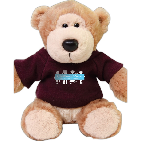 "Lawrence Jr. Chelsea Teddy Bear (tm) - 8"" Size Plush Stuffed Bear Photo"