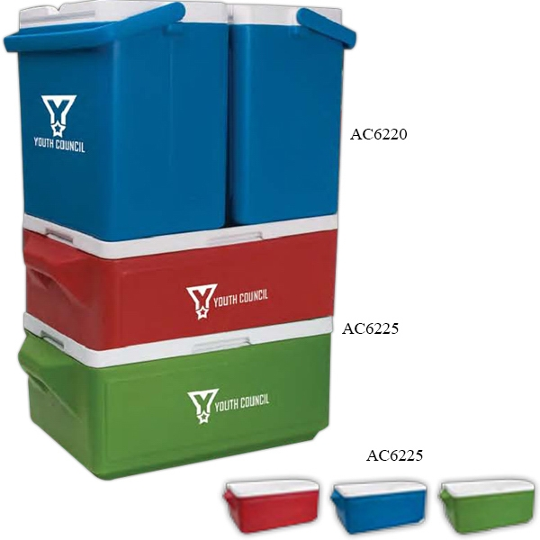 Coleman (r) Party Stacker (tm) The Outdoor Company (tm) - Party Cooler, 25 Quart Photo