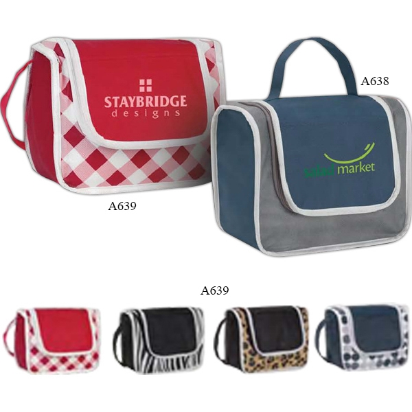 "Poly Pro - Polypropylene Lunch Box With Front Pocket, 24"" Handle Photo"