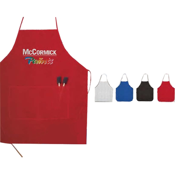 Poly Pro - Polypropylene Arts And Crafts Full Apron Photo