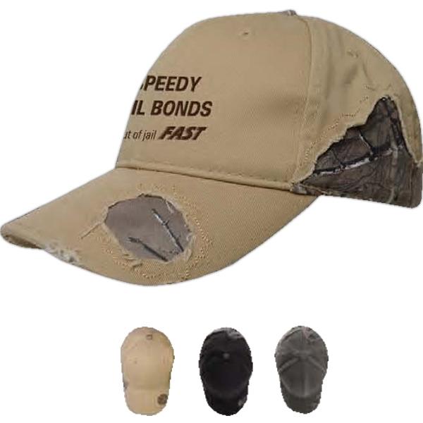 Camo Buckshot cap