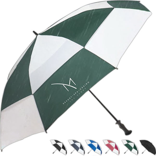 "Totes (r) - Premium Golf Umbrella, Arc Is 68"" Photo"