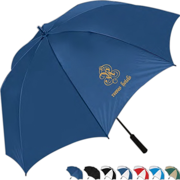 "Pro Golf - Umbrella With 62"" Arc And Fiberglass Shaft Photo"